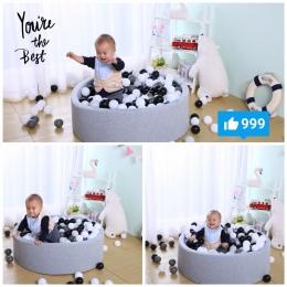 Dziecko Anty Stres Kulki Plastikowe Dla zwierząt Domowych Miękkie Piłki Dmuchane dla Dzieci Basen Swim Pit Bezpieczeństwa Zabawe