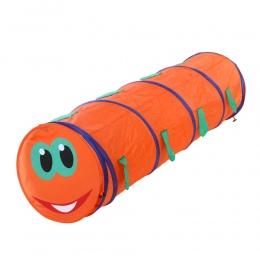 Dzieci Dzieci Gąsienica Tunelu Kształt Indeksowania Indeksowania Namioty Namiot Dzieci Kryty Zabaw Na Świeżym Powietrzu Gry Zaba
