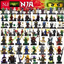Hot Ninja Motocyklowe Klocki Klocki zabawki Kompatybilne legoINGly Ninjagoed Ninja dla dzieci prezenty zk15
