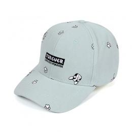 PINMI Różowy Czapka Z Daszkiem Kobiety 2018 Psich Wzór Kości Snapback kapelusz dla Kobiet Wysokiej Jakości Lato Hip Hop Gorras C