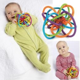 0-12 miesięcy Dziecko Zabawki Dziecko Piłka Zabawki Grzechotki Rozwoju Inteligencji Dziecka Zabawki Dla Dzieci Z Tworzywa Sztucz