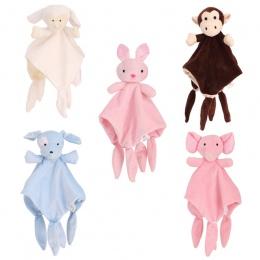 Miękkie Zabawki Dla Niemowląt 0-12 Miesięcy Uspokoić Ręczniki Uspokoić Spania Zwierząt Blankie Ręcznik Educative Dziecko Grzecho