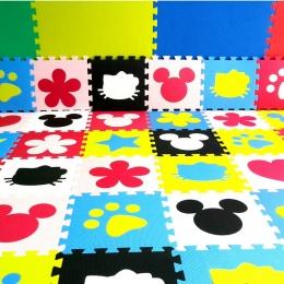 Dzieci miękkie rozwój indeksowania dywany, dziecko gra numer Bloku/list/cartoon maty z pianki eva, pad piętro do gry dla dzieci