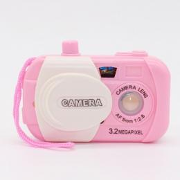 Losowe 1 SZTUK 2018 Nowy Mini Kamera Symulacji Symulacji Aparatu Rozwoju Edukacji Zabawki Prezent Dla Dzieci Zabawki Dla Dzieci