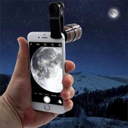Przekształcić Swój Telefon W Profesjonalnej Jakości Kamera!! HD360 Zoom Hot