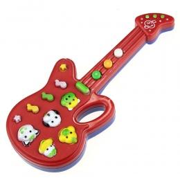 2017 Elektroniczny Toy Nursery Rhyme Guitar Muzyka Dzieci Dziecko Dzieci Prezent Y791