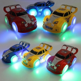 1 pc Elektroniczne Zabawki Samochody dla Dzieci Kierownicy Migające Dzieci muzyka Samochód Elektryczny Uniwersalny Samochód Śmie