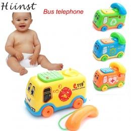 HIINST MallToy Klub 2017 Zabawki Dla Dzieci Muzyka Autobus Kreskówki Telefon Aug16 Rozwojowe Edukacyjne Zabawki Dla Dzieci Preze