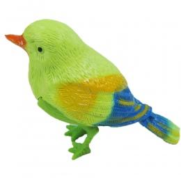 Zabawki dla dzieci 1 sztuk Plastikowe Dźwięku Voice Control Aktywuj Chirping Śpiew Ptaków Śmieszne Zabawki dla Dzieci Prezent Dr