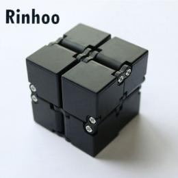 Nowy Trend Kreatywny Nieskończona Nieskończoność Cube Cube Magia cube Fidget Biuro przerzuć Cubic Puzzle anty lek stres zabawki