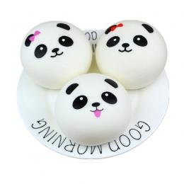 Darmowa Wysyłka Cartoon Projekt Panda Gąbczasta Powolne Wschodzące Krem Pachnące Zabawki Dzieci Kawaii Squish Antystres Zabawki