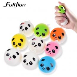 Fulljion Squishes Nowość Gag Zabawki Antystresowe Squishy Powolny Wschodzące Panda Wycisnąć Stress Relief Rozrywki Zabawa Gadżet