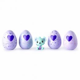 1 sztuk Wylęgowych Zwierzęta Niespodzianka Jaj Hatchable Jajko Niespodzianka Doll Toy Magia Niespodzianka Lalki Pet Zabawki Zaba